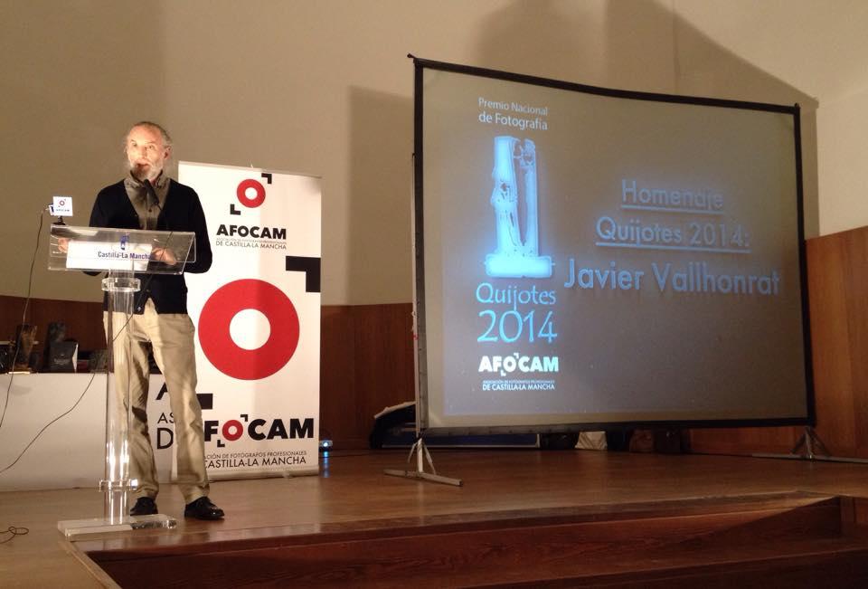 Homenaje - Javier Vallhonrat