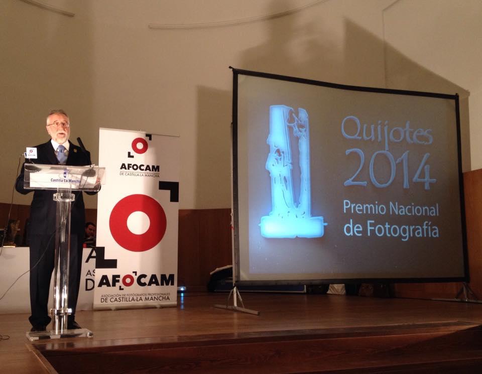 José Luis Cencerrado - Presidente de AFOCAM