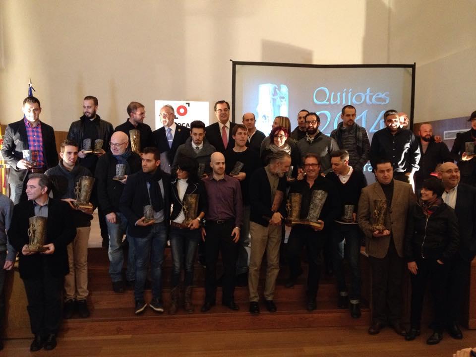 Premios Quijotes 2014